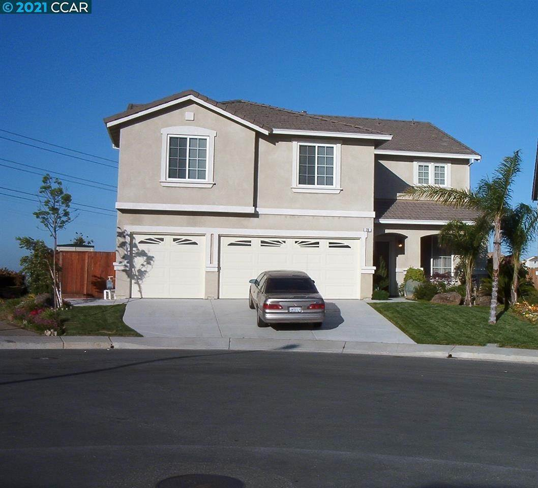 Single Family Homes for Sale at 20 Quartz Court Pittsburg, California 94565 United States
