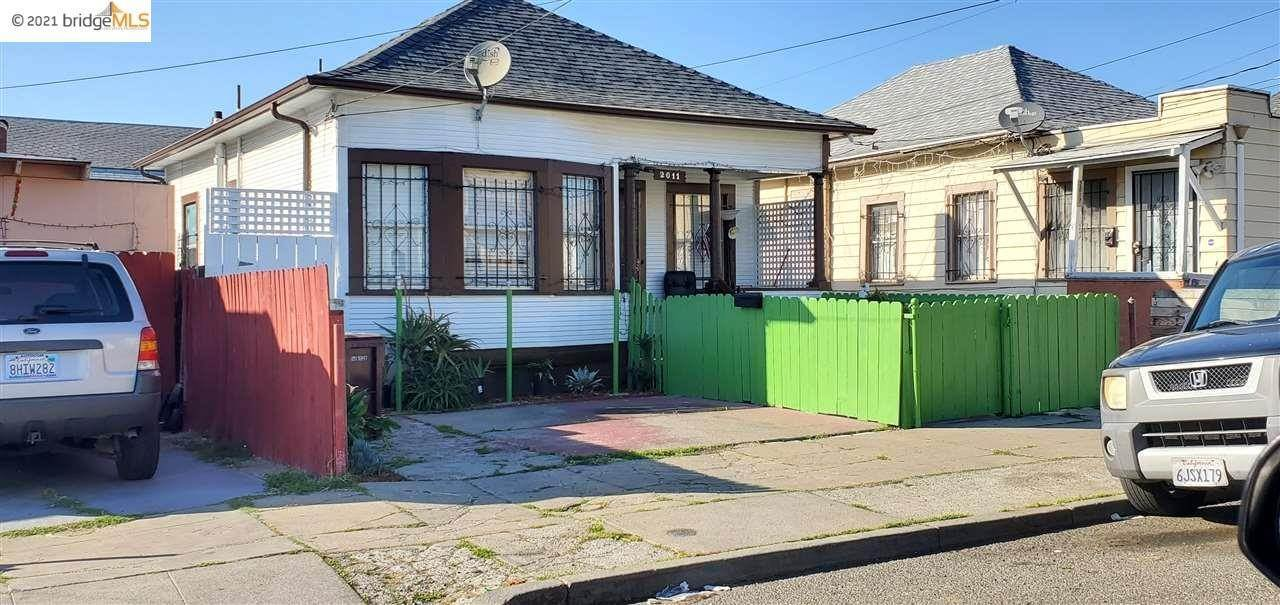 Property for Sale at 2011 S 27Th Avenue Oakland, California 94601 United States