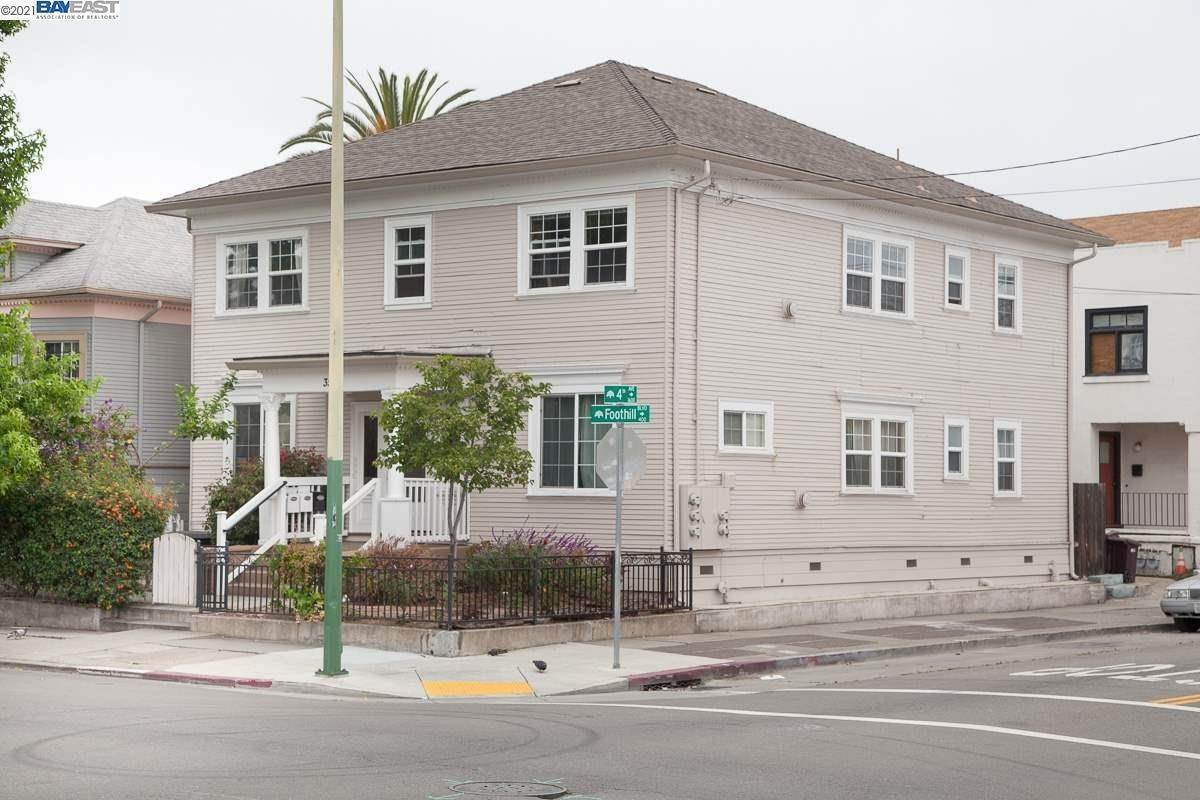 Multi-Family Homes for Sale at 350 Foothill Blvd Oakland, California 94606 United States