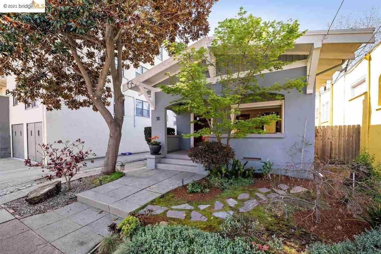 Property for Sale at 511 Forest Street Oakland, California 94618 United States