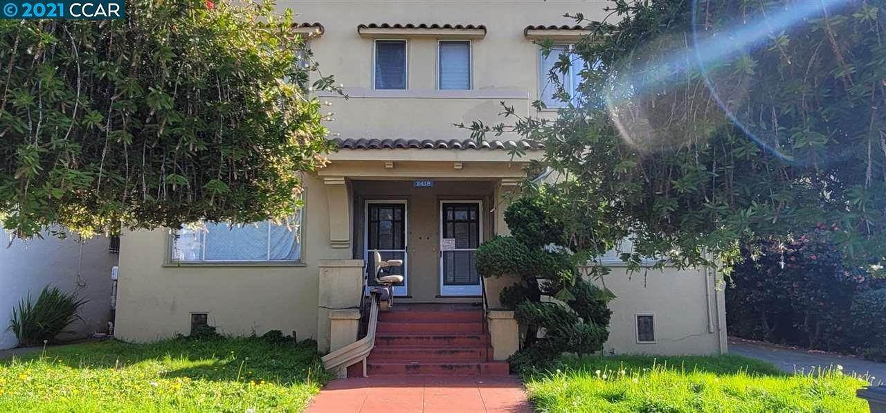 Multi-Family Homes for Sale at 2418 Ashby Avenue Berkeley, California 94705 United States