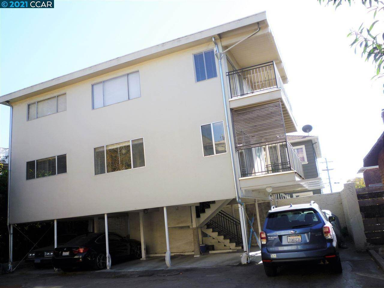 12. Multi-Family Homes for Sale at 2418 Ashby Avenue Berkeley, California 94705 United States