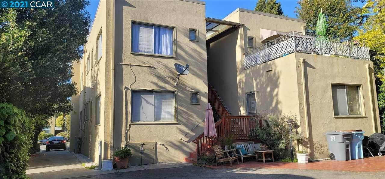 4. Multi-Family Homes for Sale at 2418 Ashby Avenue Berkeley, California 94705 United States