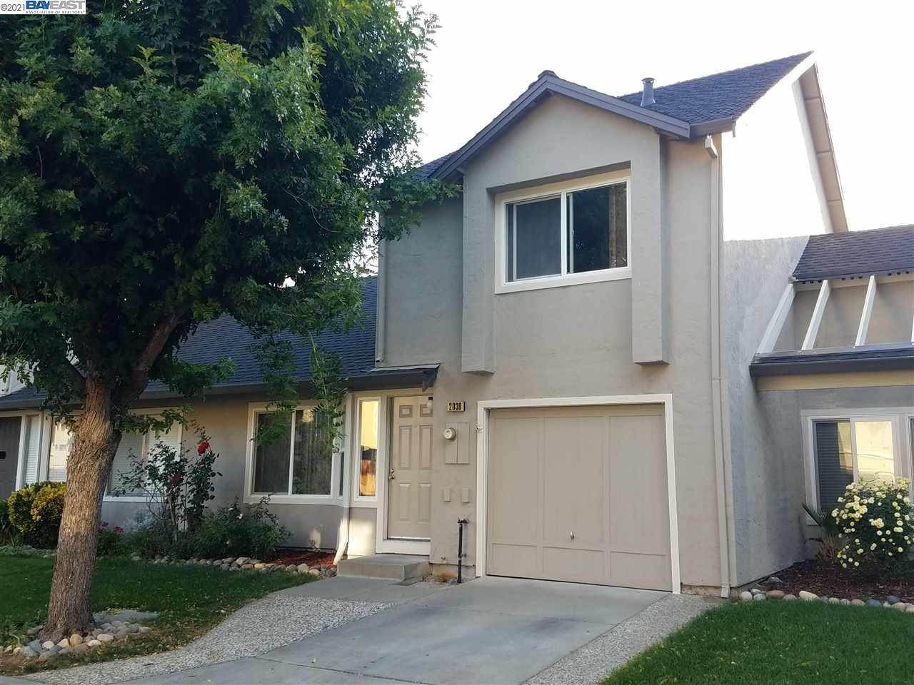 townhouses 在 2039 Alexander Court Pleasanton, 加利福尼亞州 94588 美國