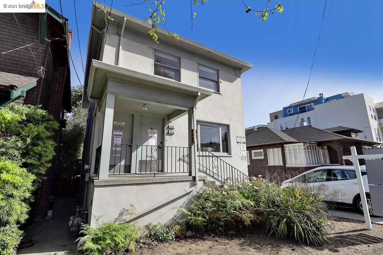 Single Family Homes for Sale at 3856 Howe Street Oakland, California 94611 United States