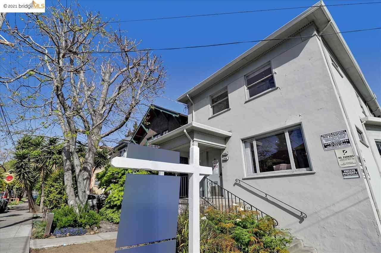 3. Single Family Homes for Sale at 3856 Howe Street Oakland, California 94611 United States