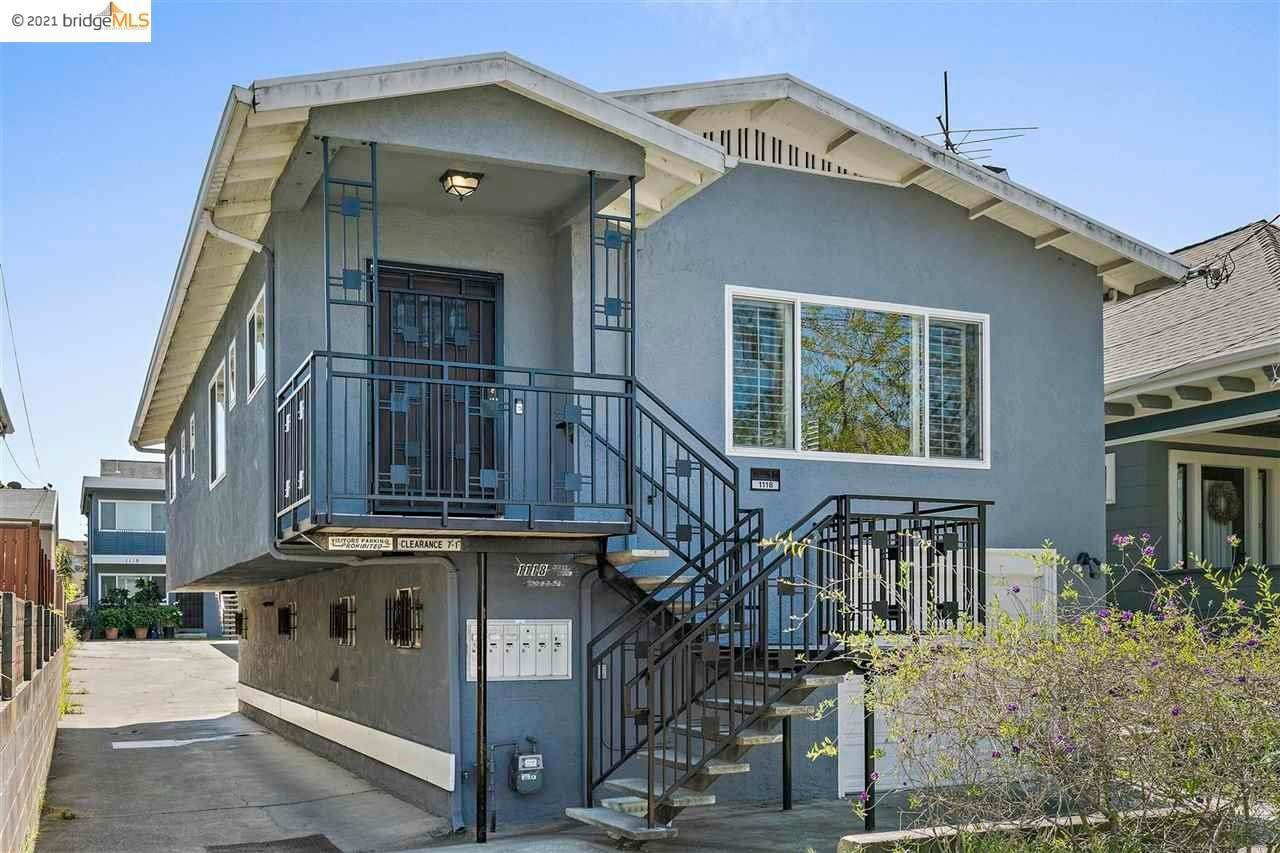 Multi-Family Homes for Sale at 1118 Delaware Street Berkeley, California 94702 United States
