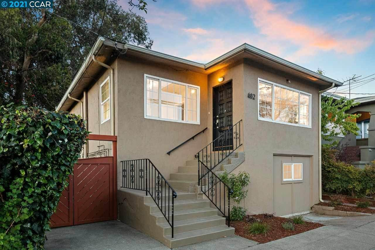 Single Family Homes for Sale at 482 Clifton Street Oakland, California 94618 United States