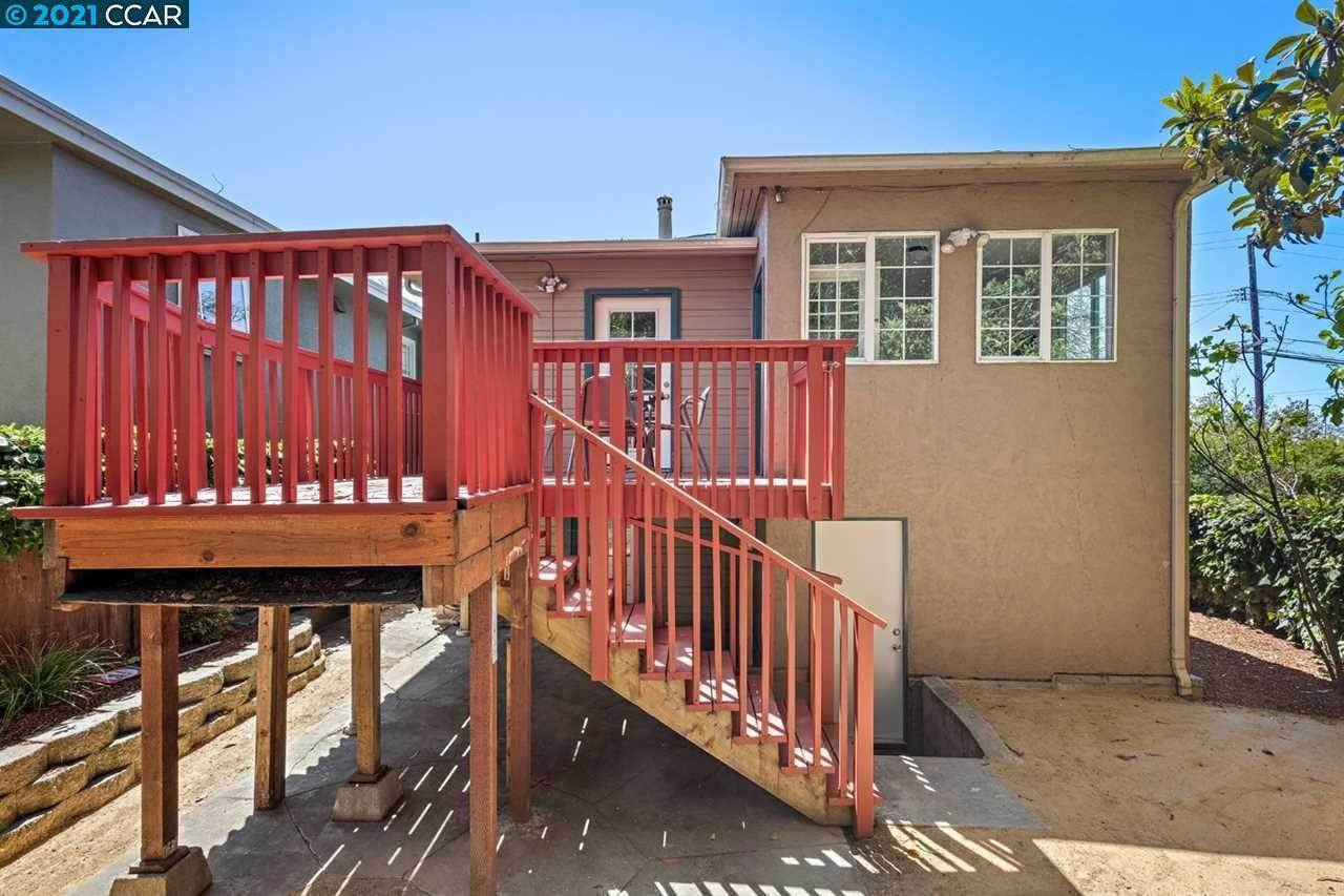 20. Single Family Homes for Sale at 482 Clifton Street Oakland, California 94618 United States