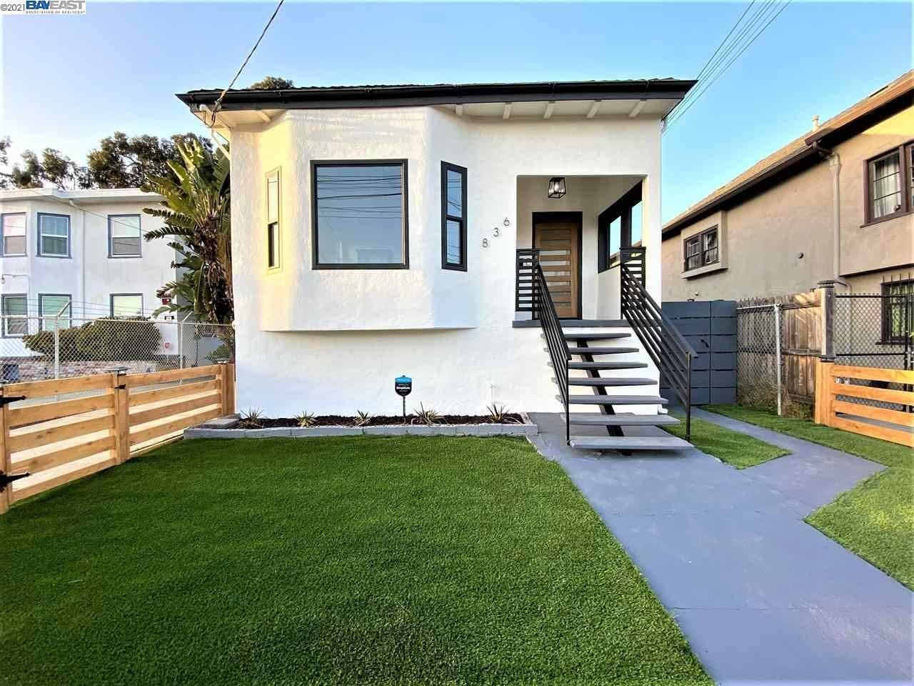 Property for Sale at 836 47Th Street Oakland, California 94608 United States