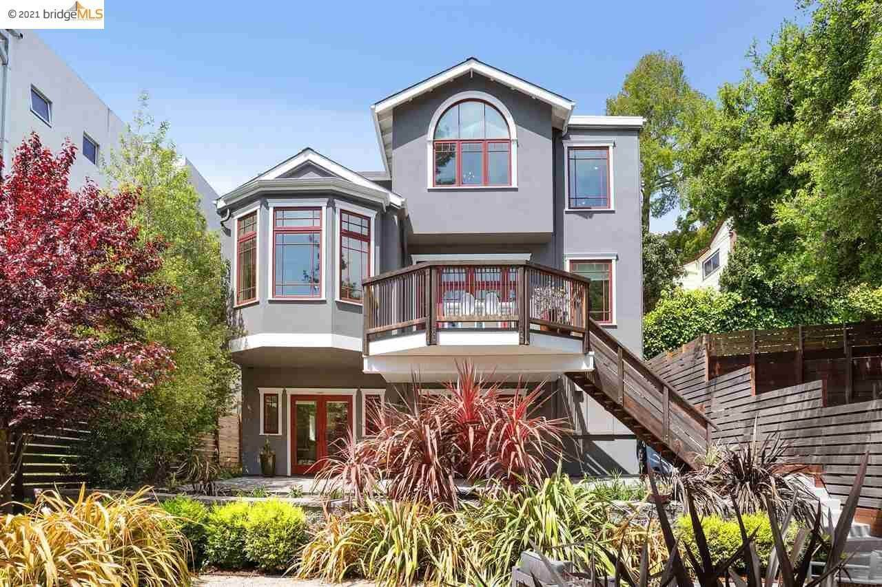 Single Family Homes for Sale at 866 Regal Road Berkeley, California 94708 United States