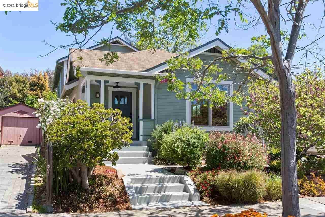 Single Family Homes for Sale at 1865 Franklin Street Berkeley, California 94702 United States