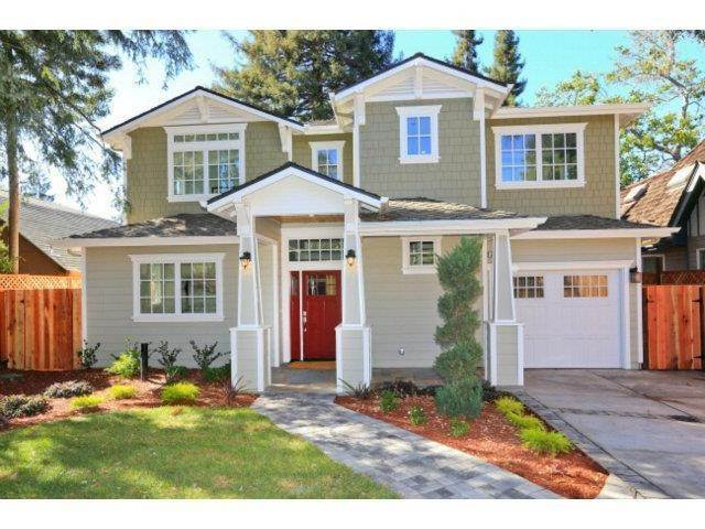 Single Family Homes at 718 PARTRIDGE Avenue Menlo Park, California 94025 United States