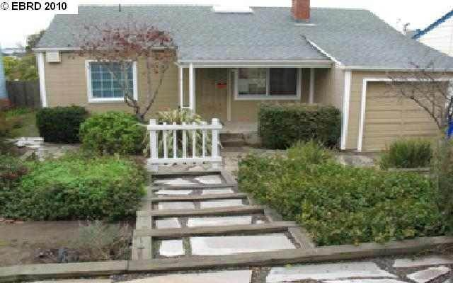 Single Family Homes at 637 AMADOR Street Richmond, California 94805 United States