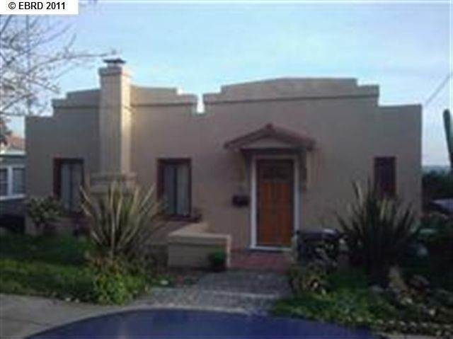 Single Family Homes at 2826 Monticello Avenue Oakland, California 94619 United States
