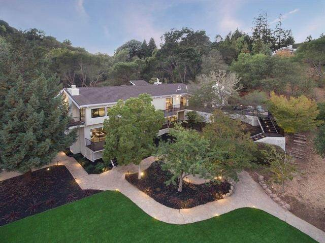 Single Family Homes at 27464 Altamont Road Los Altos Hills, California 94022 United States