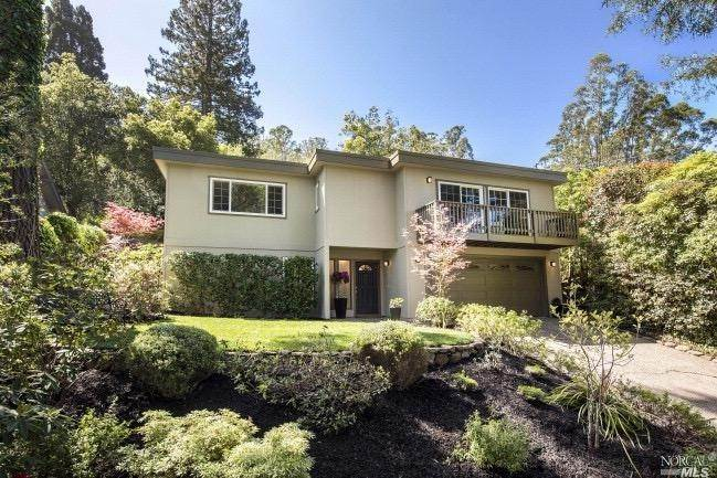 Single Family Homes at 807 Spring Drive Mill Valley, California 94941 United States