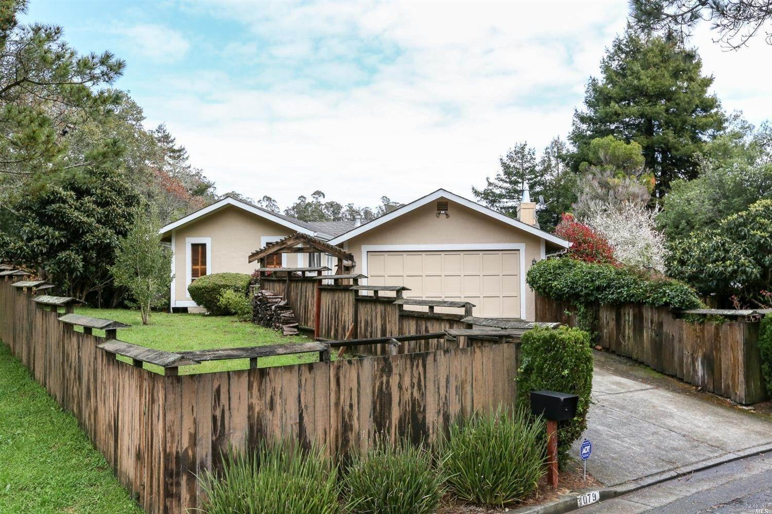 Single Family Homes at 1079 Erica Road Mill Valley, California 94941 United States