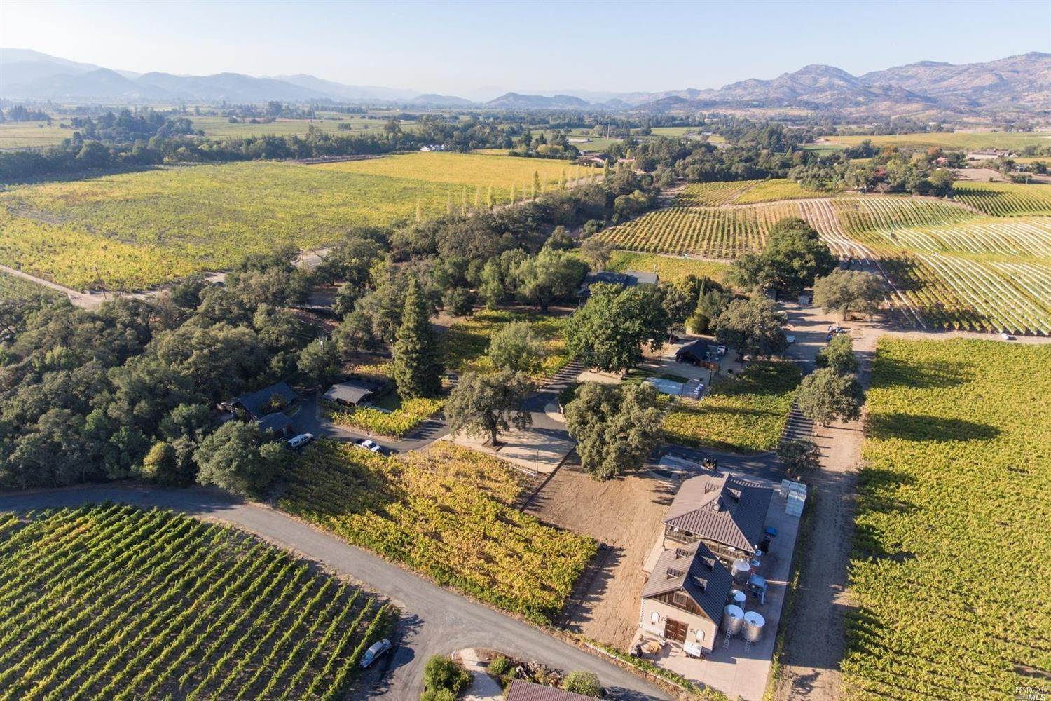 Single Family Homes for Sale at 2344 Silverado Trail, Napa Napa, California 94558 United States