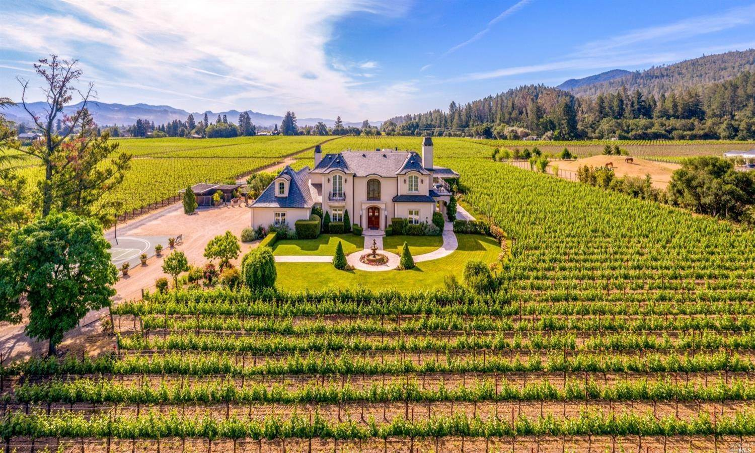 Single Family Homes for Sale at 2059 Vallejo Street, St. Helena St. Helena, California 94574 United States