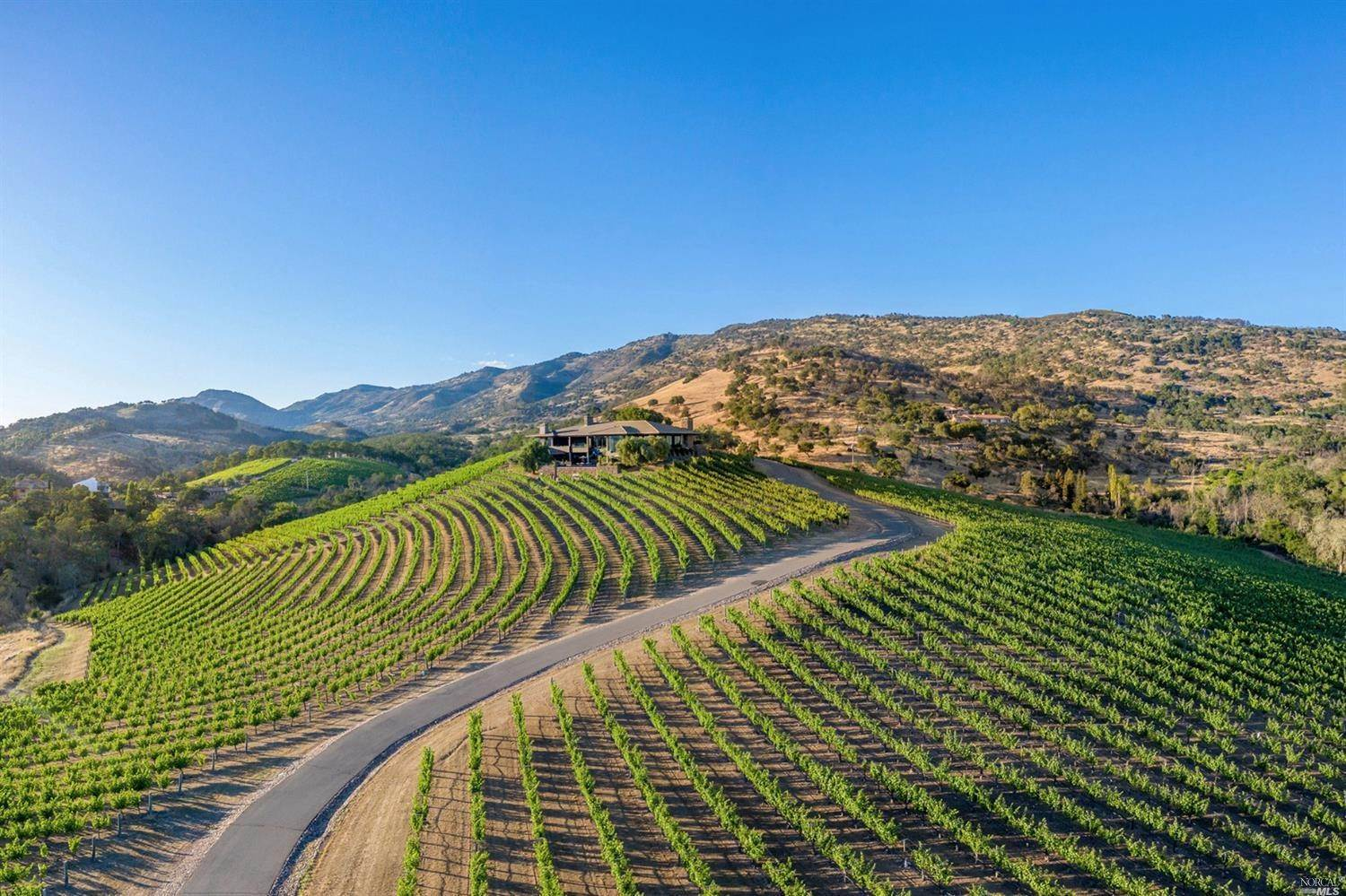 Single Family Homes for Sale at 2100 Old Soda Springs Road, Napa Napa, California 94558 United States