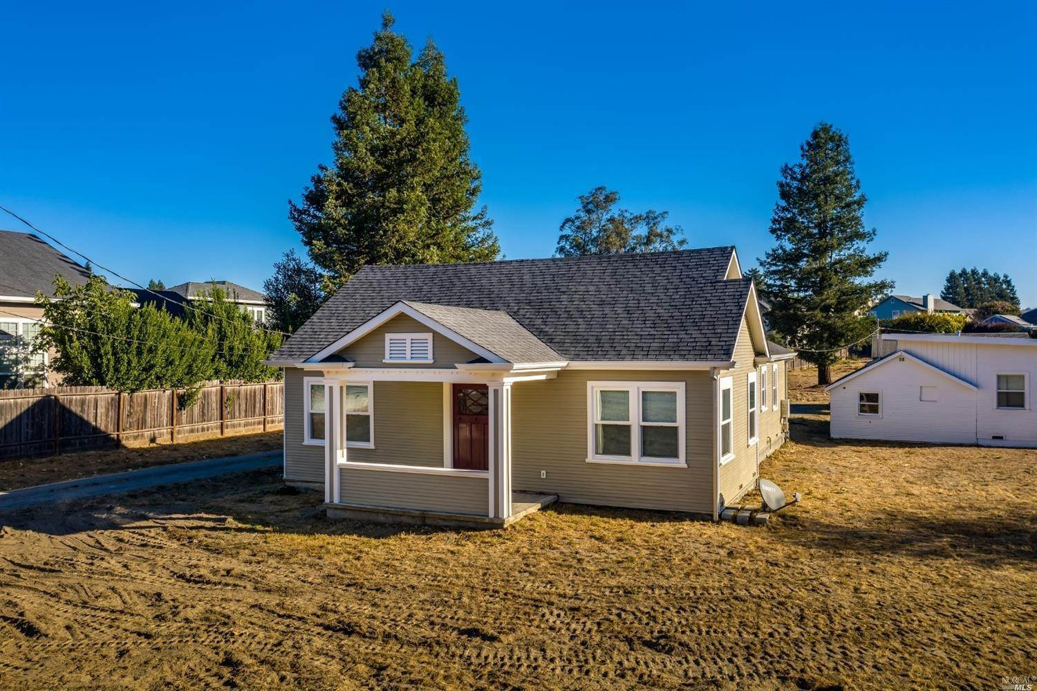 Single Family Homes for Sale at 8864 Old Redwood Highway, Cotati Cotati, California 94931 United States
