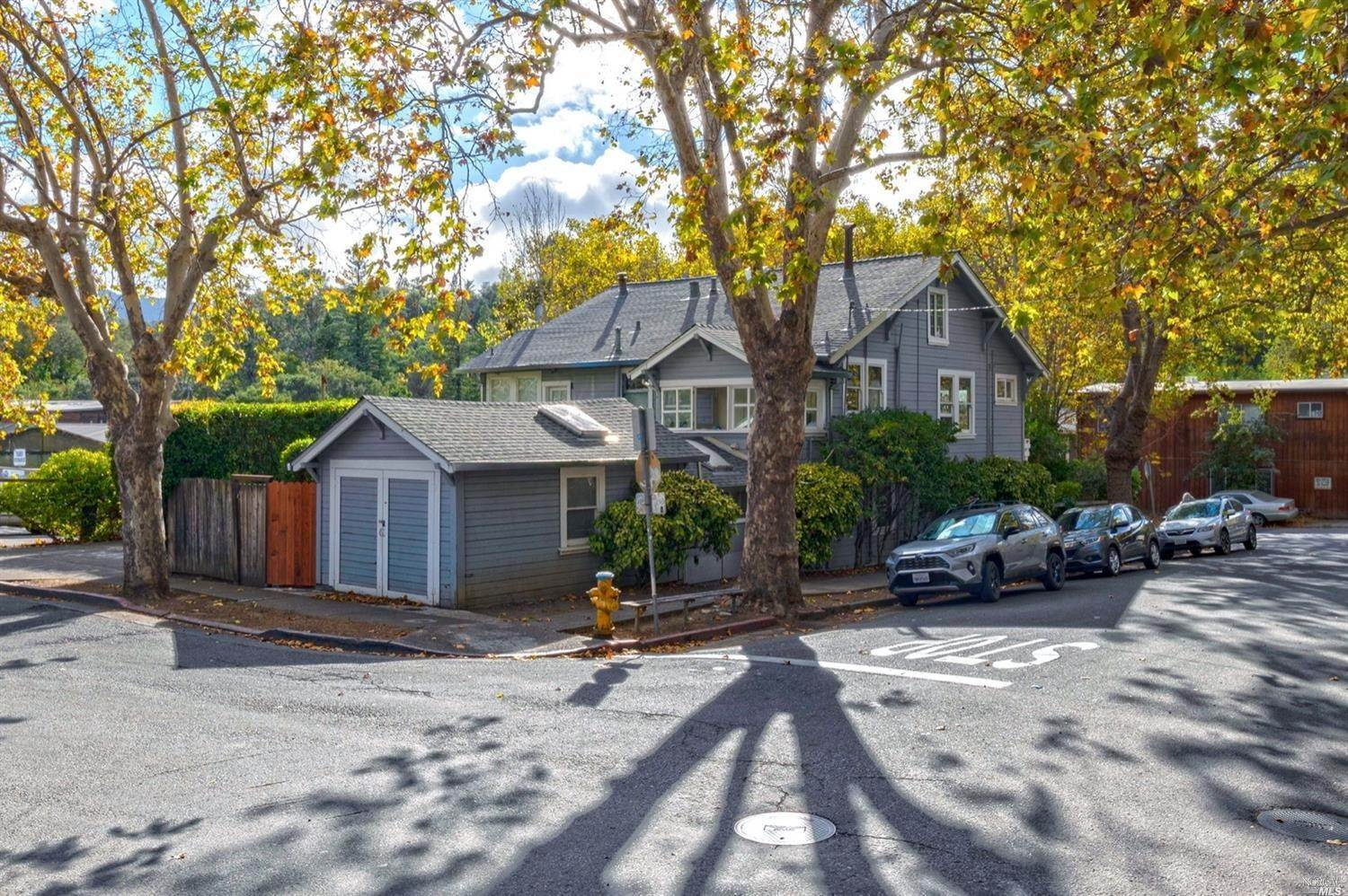 Property for Sale at 1 Spruce Road Fairfax, California 94930 United States