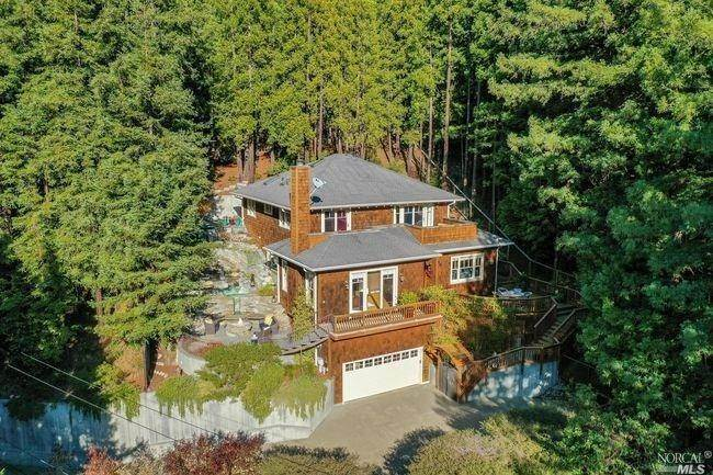 Single Family Homes for Sale at 50 Evelyn Avenue Mill Valley, California 94941 United States
