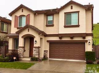 2. Single Family Homes for Sale at 4665 Lonestar Drive, Fairfield Fairfield, California 94534 United States