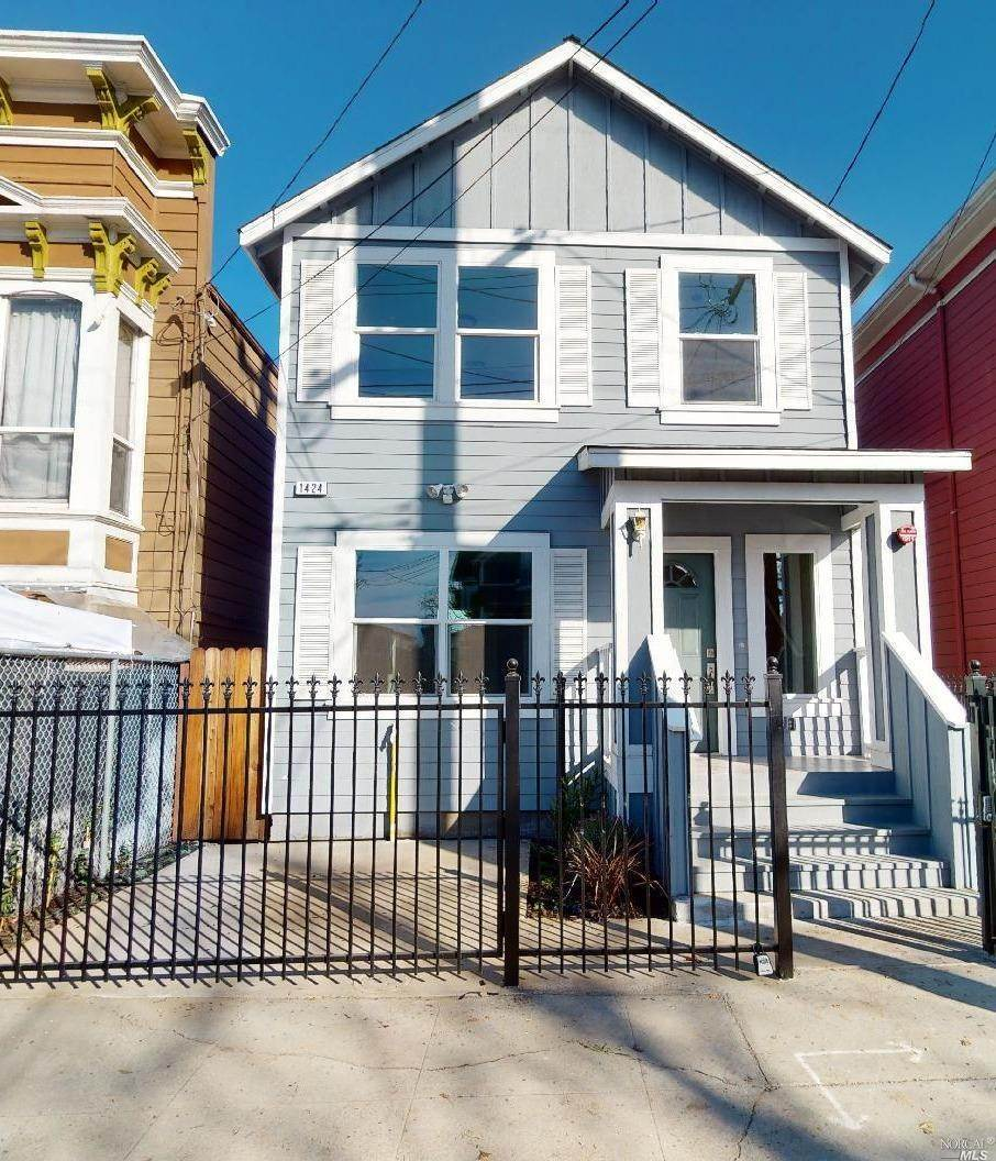 Property for Sale at 1424 12th Street, Oakland Oakland, California 94607 United States