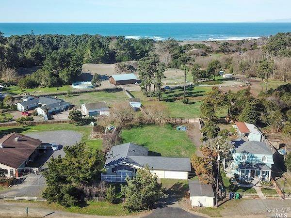 Single Family Homes for Sale at 24350 N Highway 1 Road, Fort Bragg Fort Bragg, California 95437 United States