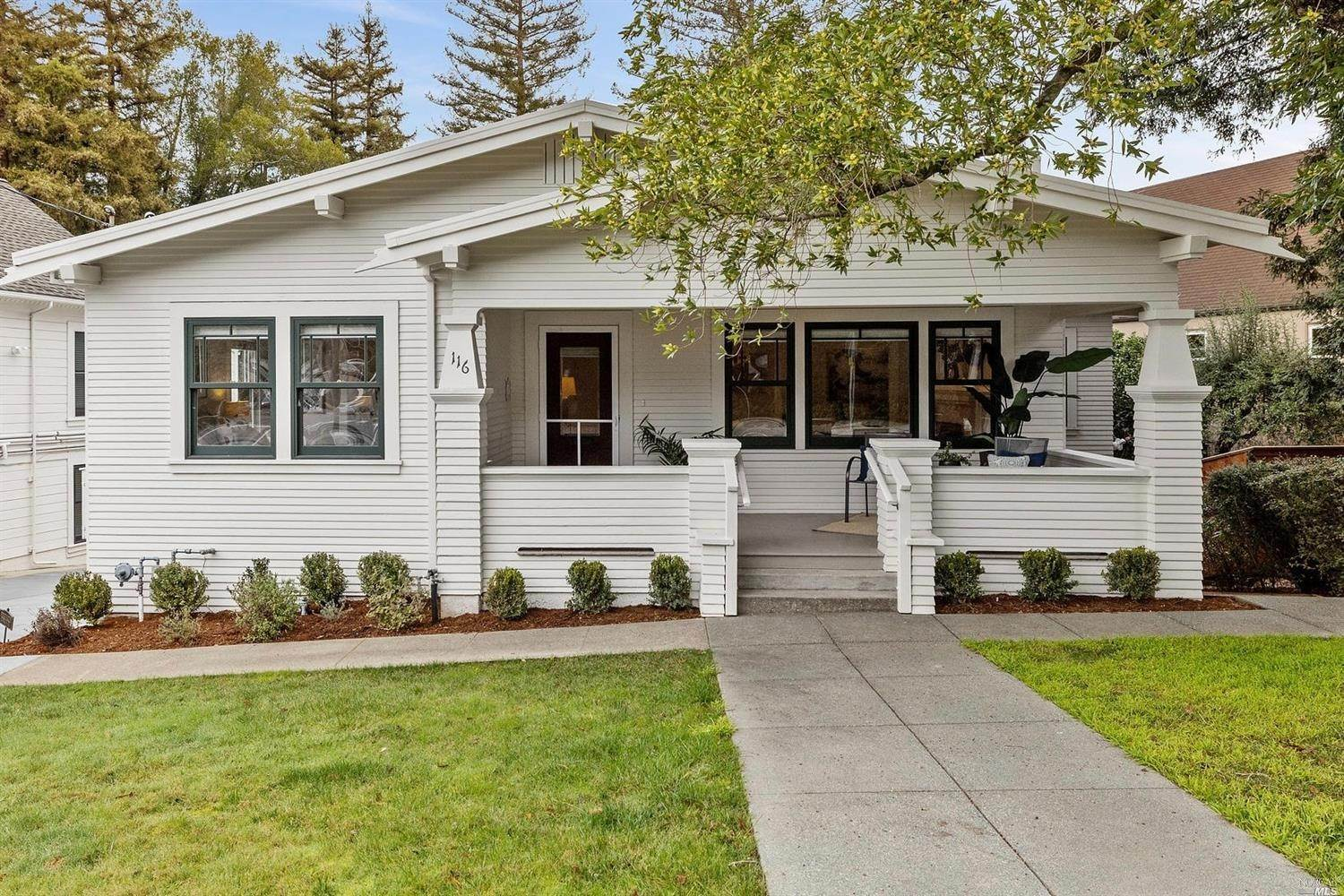 Single Family Homes for Sale at 116 Magnolia Avenue , Larkspur Larkspur, California 94939 United States