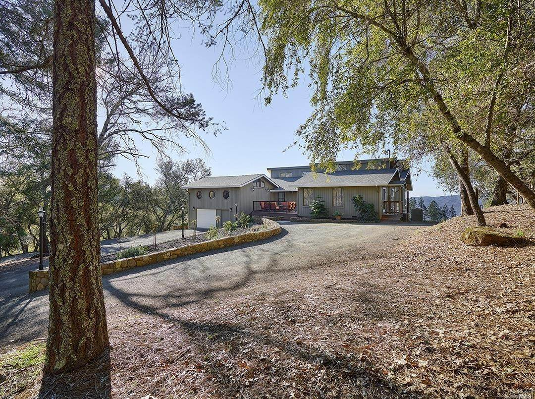Single Family Homes for Sale at 305 West Lane, Angwin Angwin, California 94508 United States