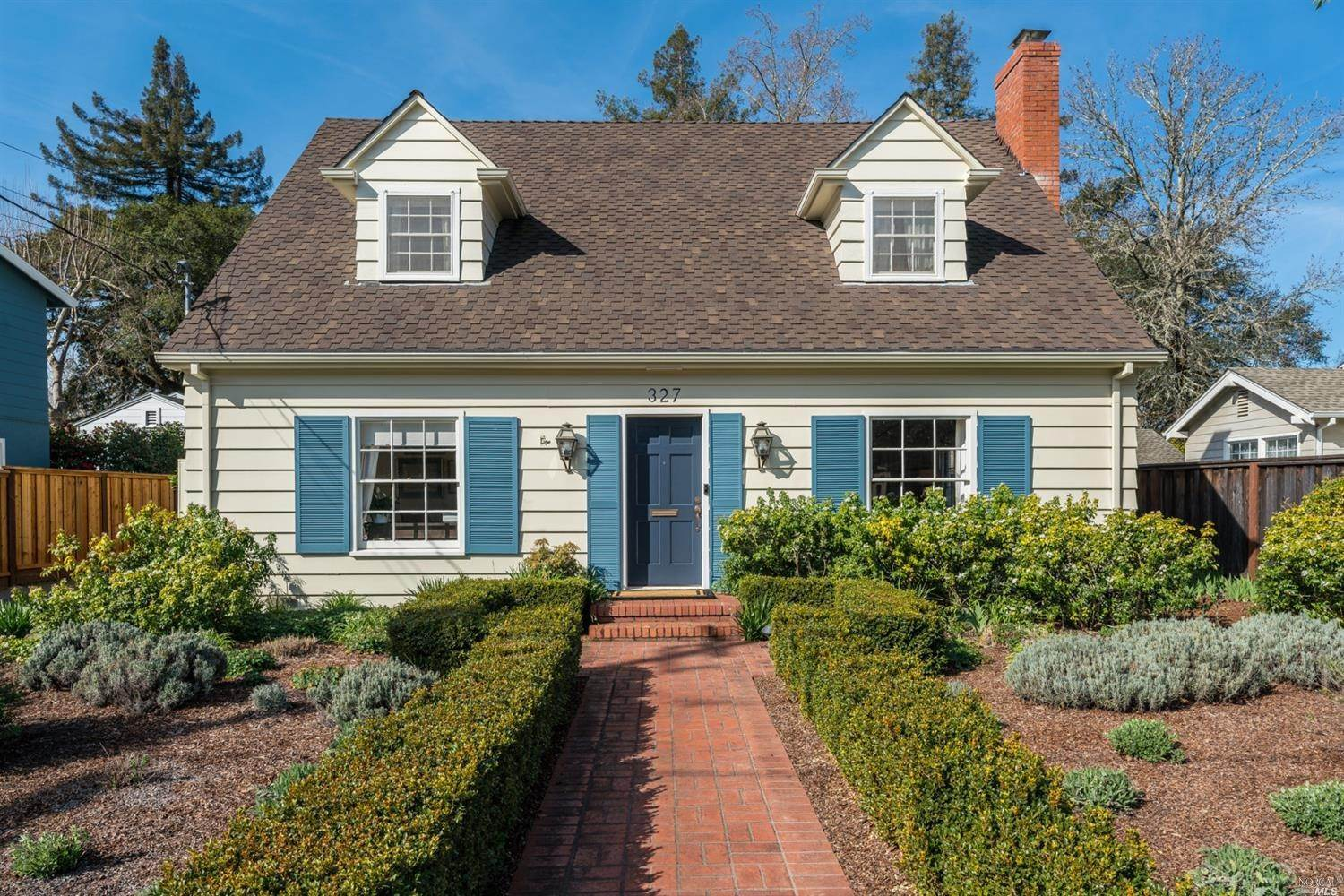 Single Family Homes for Sale at 327 2nd Street, Healdsburg Healdsburg, California 95448 United States