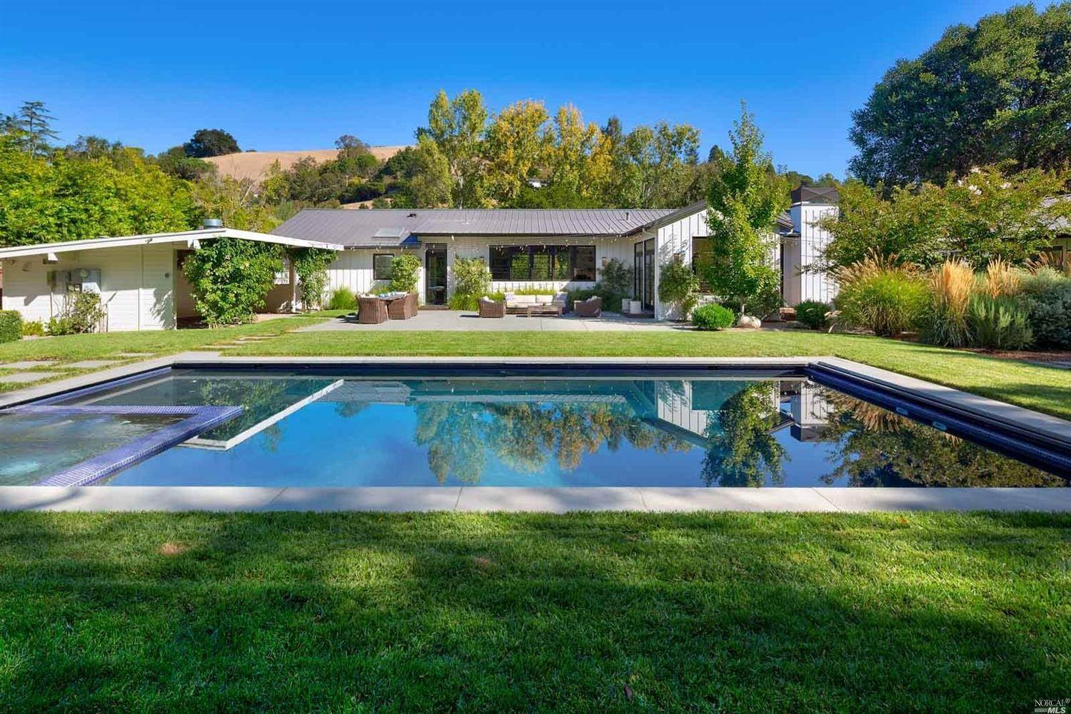 Single Family Homes for Sale at 1111 Butterfield Road, San Anselmo San Anselmo, California 94960 United States