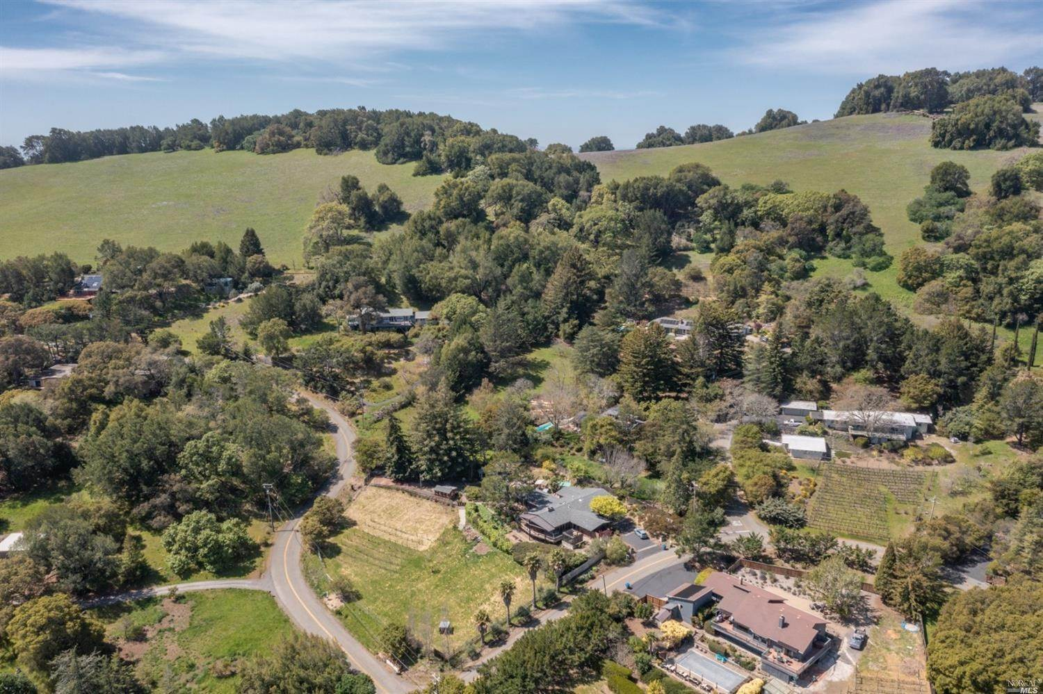 Property for Sale at 4516 Grove Street Sonoma, California 95476 United States
