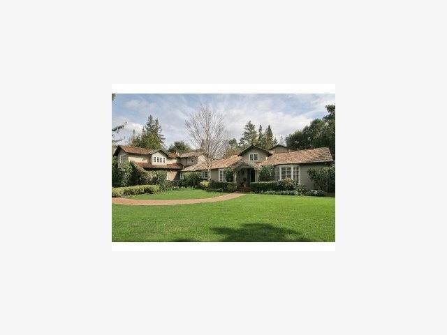 Single Family Homes at 119 SELBY Lane Atherton, California 94027 United States
