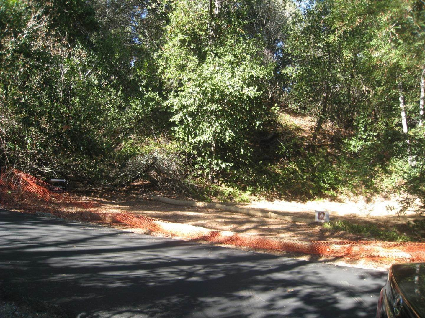 Land for Sale at 12 Montecito Road Woodside, California 94062 United States