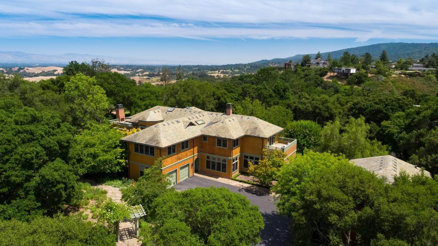Single Family Homes at 447 Westridge Drive Portola Valley, California 94028 United States