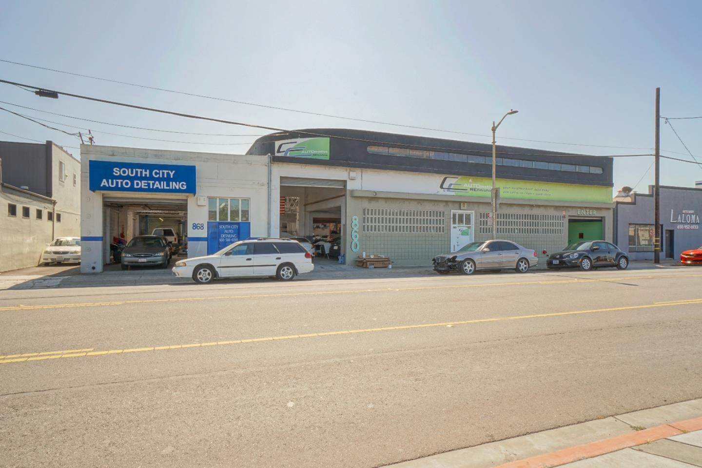 Commercial for Sale at 860 San Mateo Avenue San Bruno, California 94066 United States