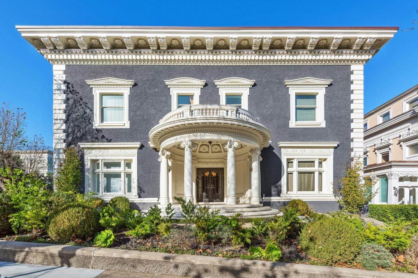 Single Family Homes for Sale at 2698 Pacific Avenue San Francisco, California 94115 United States