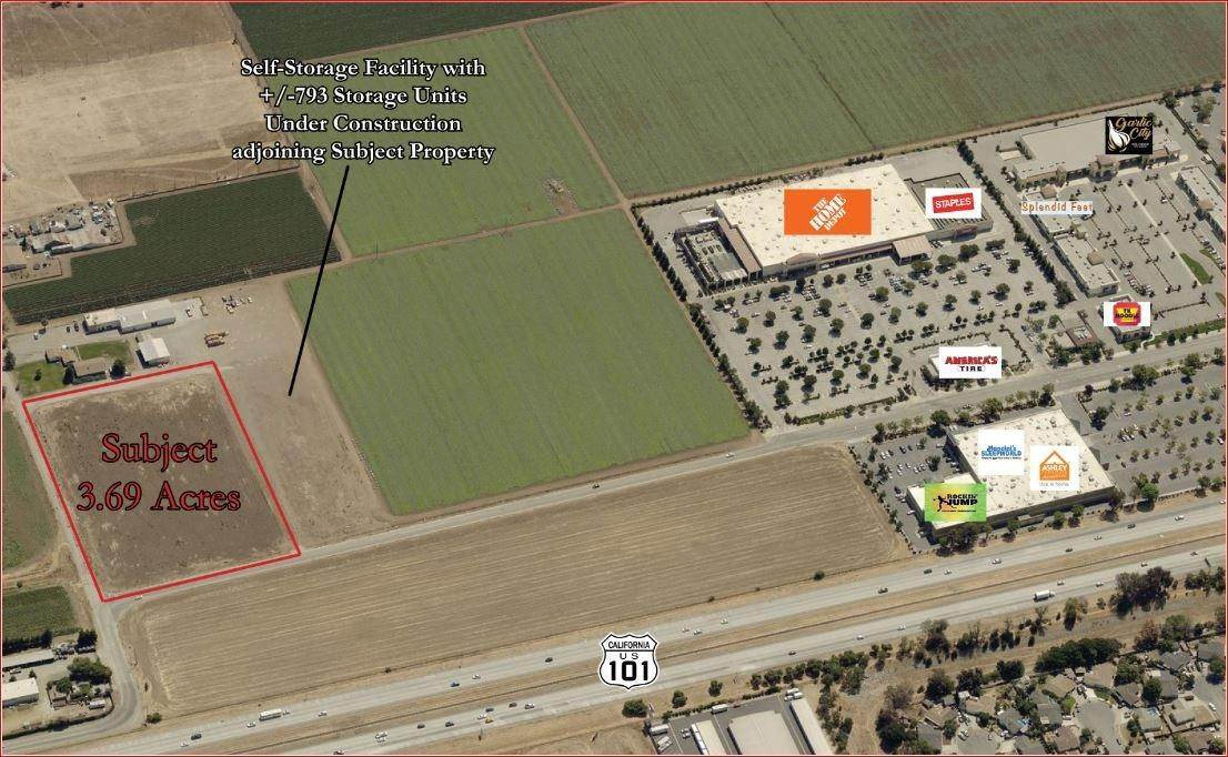 Land for Sale at 9090-9096 San Ysidro Avenue Gilroy, California 95020 United States