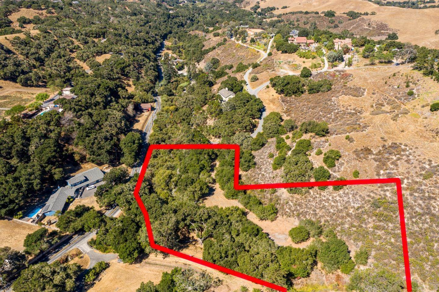 Land for Sale at Corral de Tierra Road Corral De Tierra, California 93908 United States