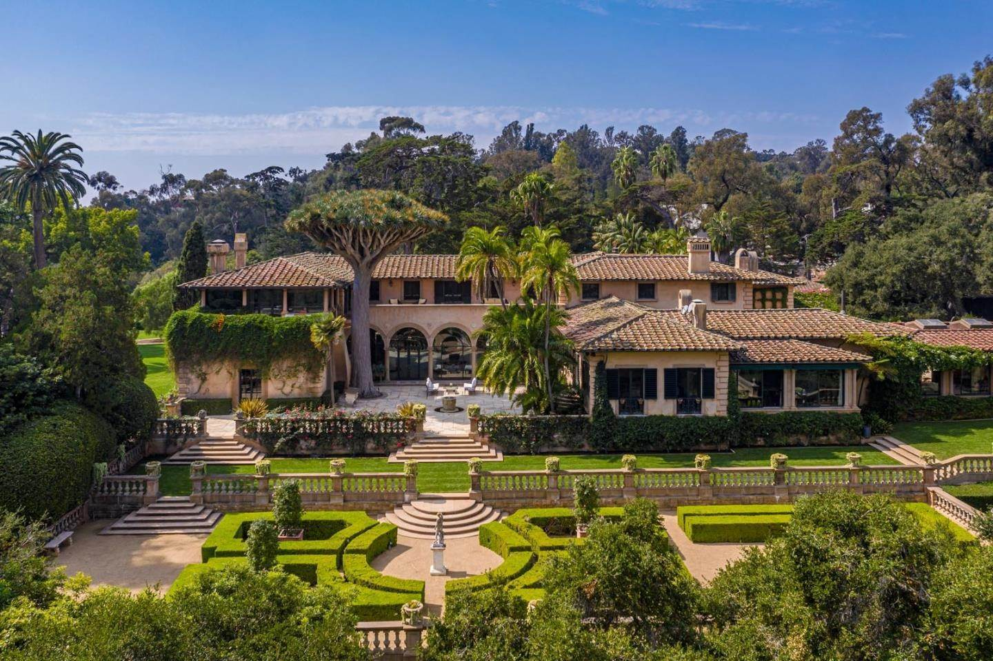 Single Family Homes at 2845 Sycamore Canyon Road Montecito, California 93108 United States
