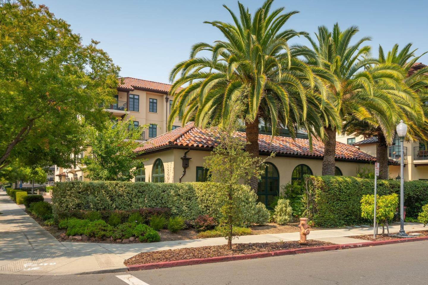 Condominiums for Sale at 555 Byron Street Palo Alto, California 94301 United States