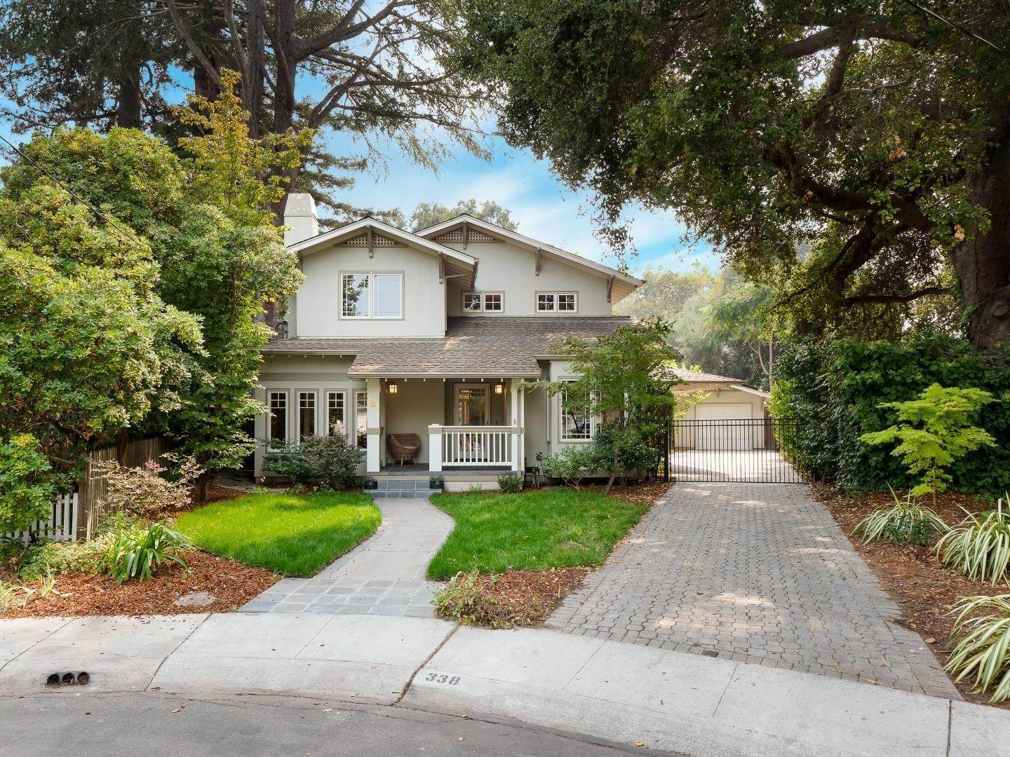 Single Family Homes at 338 Mckendry Place Menlo Park, California 94025 United States