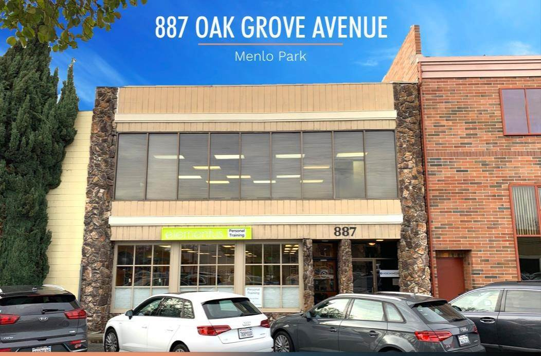 Commercial à 887 Oak Grove Avenue Menlo Park, Californie 94025 États-Unis