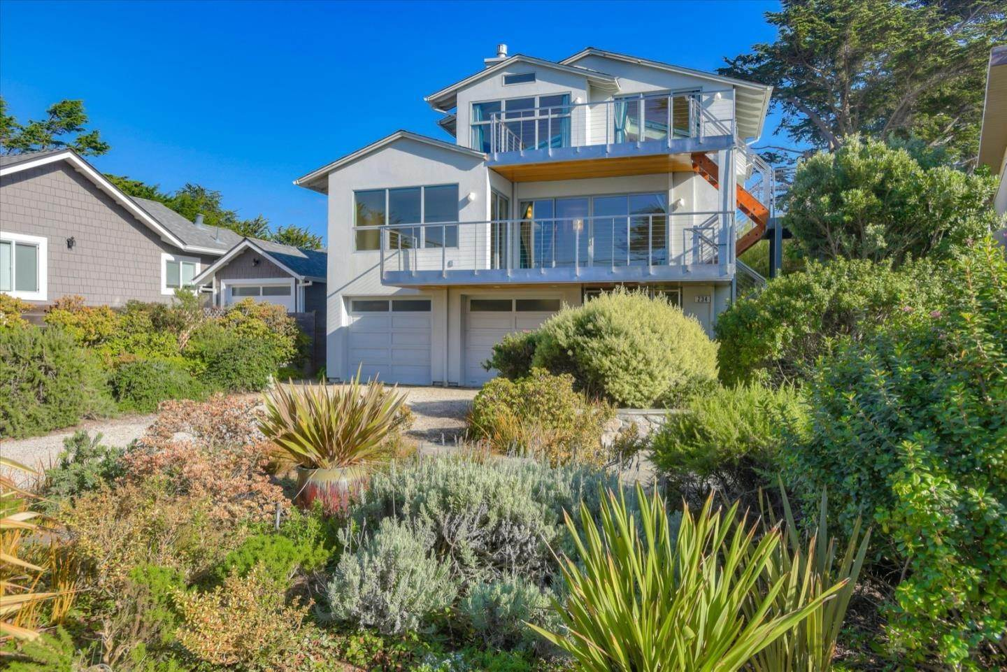 Single Family Homes for Sale at Moss Beach, California United States