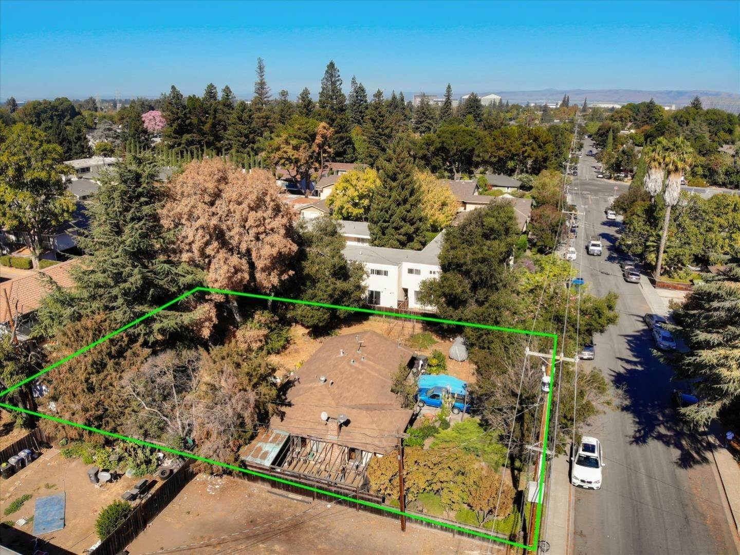 Land for Sale at 272 Tyrella Avenue Mountain View, California 94043 United States