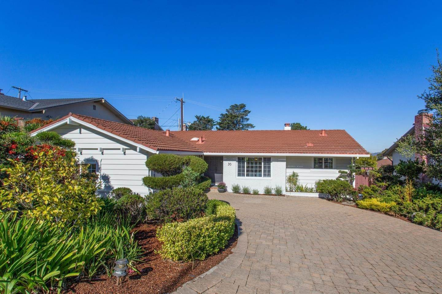 Single Family Homes por un Venta en Millbrae Villa, Millbrae, California Estados Unidos